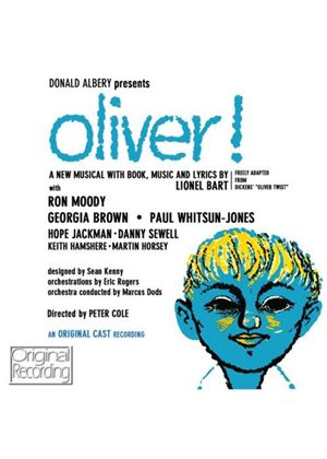 Original London Cast - Oliver! [Original London Cast] (Music CD)