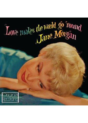 Jane Morgan - Love Makes the World Go 'Round (Music CD)
