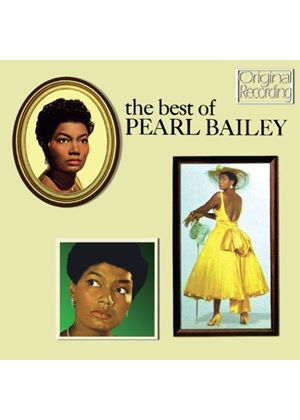Pearl Bailey - Best of Pearl Bailey (Music CD)