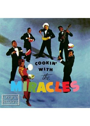 Miracles (The) - Cookin' With the Miracles (Music CD)