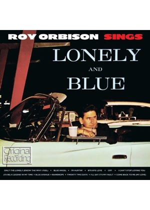 Roy Orbison - Lonely and Blue (Music CD)