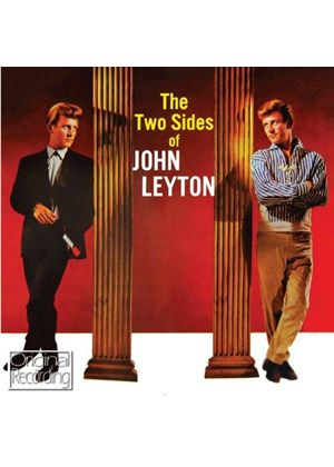 John Leyton - Two Sides of John Leyton (Music CD)