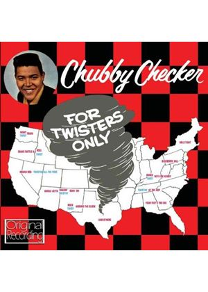 Chubby Checker - For Twisters Only (Music CD)