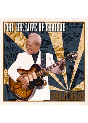 Charlie Gracie - For the Love of Charlie (Music CD)
