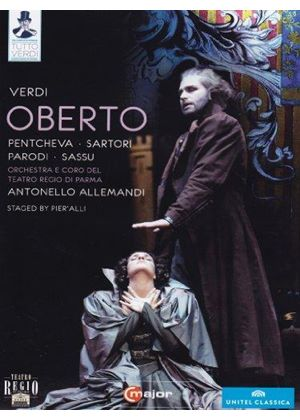 Verdi: Oberto (Music CD)