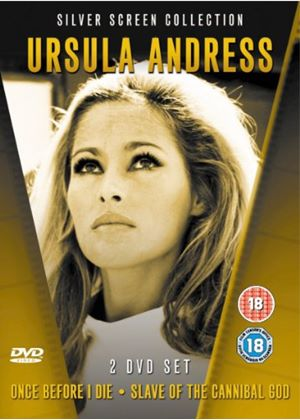 Ursula Andress - Silver Screen Collection