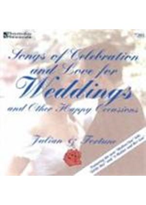 VARIOUS COMPOSERS - Songs Of Celebration And Love For Weddings