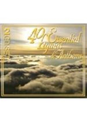 Various Artists - 40 Essential Hymns And Anthems