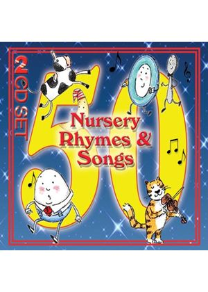 St. Josephs School Choir - Your 50 Favourite Nursery Rhymes and Songs (Music CD)