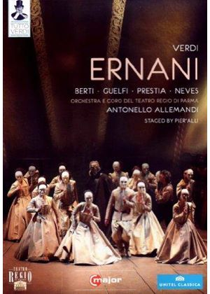 Verdi: Ernani (Music CD)