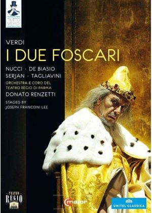 Verdi: I Due Foscari (Music CD)