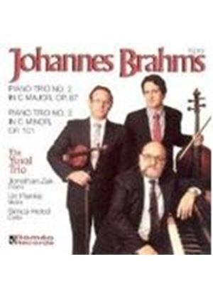 Johannes Brahms - Piano Trios Nos. 2 And 3 [European Import]