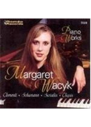 VARIOUS COMPOSERS - Piano Works (Wacyk) [European Import]