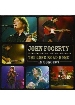 John Fogerty - The Long Road Home - In Concert (Music CD)