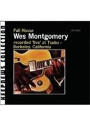 Wes Montgomery - Full House - Recorded Live At Tsubo, Berkeley, California (Music CD)