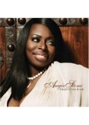 Angie Stone - The Art of Love and War (Music CD)