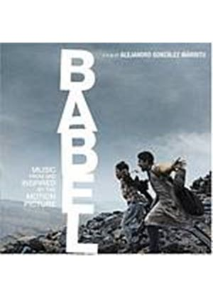 Various Artists - Babel - Music From And Inspired By The Motion Picture (Music CD)