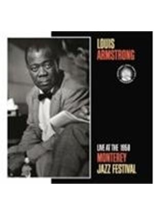Louis Armstrong - Live At The 1958 Monterey Jazz Festival (Music CD)