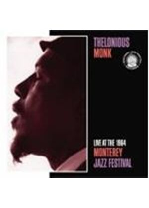Thelonious Monk - Live At The 1964 Monterey Jazz Festival (Music CD)
