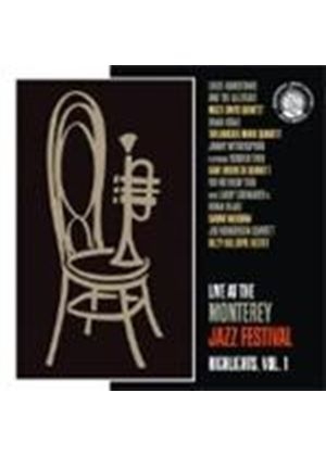 Various Artists - Monterey Jazz Festival Sampler (Music CD)