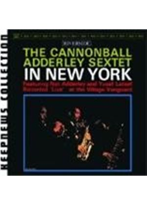 The Cannonball Adderley Sextet - In New York [Keepnews Collection]