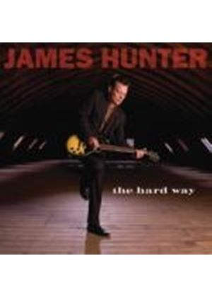 James Hunter - The Hard Way (Music CD)