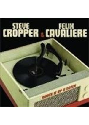 Steve Cropper And Felix Cavaliere - Nudge It Up A Notch [Australian Import]