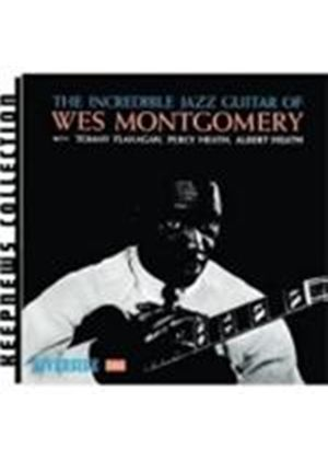 Wes Montgomery - Incredible Jazz Guitar (Keepnews Collection) (Music CD)
