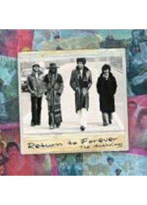 Return To Forever - The Anthology (2 CD) (Music CD)