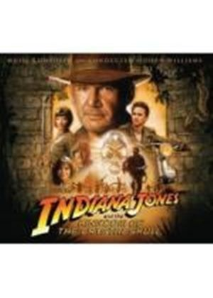 John Williams - Indiana Jones & The Kingdom of the Crystal Skull Soundtrack (Music CD)