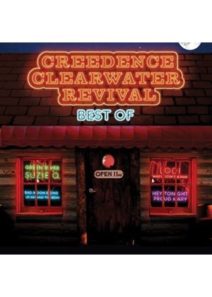Creedence Clearwater Revival - Best Of (Music CD)