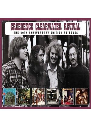 Creedence Clearwater Revival - Green River (40th Anniversary Edition) (Music CD)