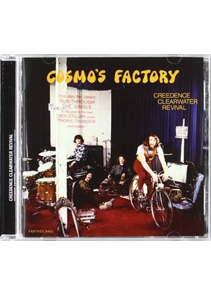 Creedence Clearwater Revival - Cosmo's Factory (40th Anniversary Edition) (Music CD)