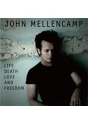 John Mellencamp - Life Death Love And Freedom (+DVD)