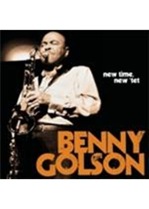 Benny Golson - New Time New 'Tet (Music CD)