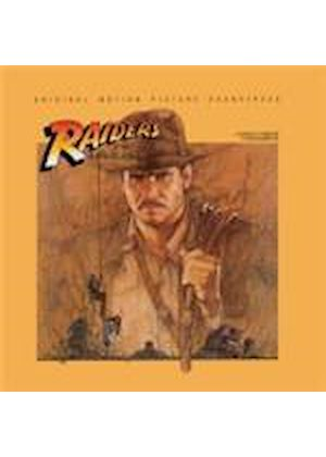 Various Artists - Raiders Of The Lost Ark (Music CD)