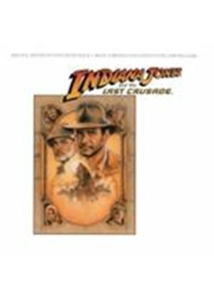 Various Artists - Indiana Jones And The Last Crusade (Music CD)