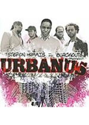 Stefon Harris & Blackout - Urbanus (Music CD)