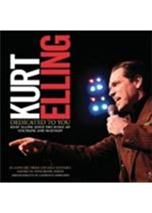 Kurt Elling - Dedicated To You (Kurt Elling Sings The Music Of Coltrane And Hartman) (Music CD)