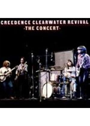 Creedence Clearwater Revival - The Concert (40th Anniversary Edition) (Music CD)