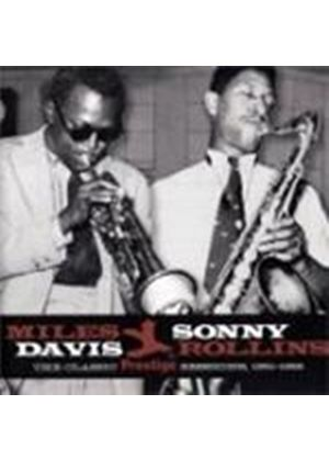 Miles Davis & Sonny Rollins - Classic Prestige Sessions 1951-1956, The (Music CD)