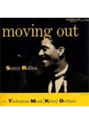 Sonny Rollins - Moving Out (Music CD)