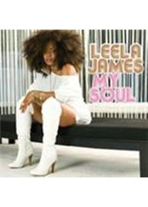 Leela James - My Soul (Music CD)