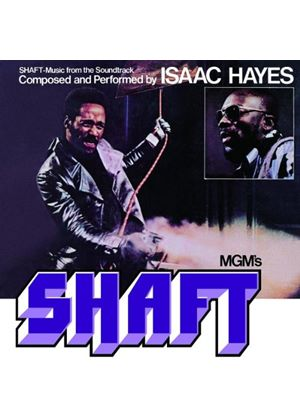 Isaac Hayes - Shaft (Expanded Edition) (Music CD)
