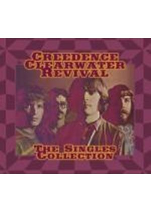 Creedence Clearwater Revival - The Singles Collection (2 CD & DVD) (Music CD)