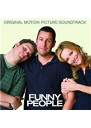 Various Artists - Funny People (Music CD)