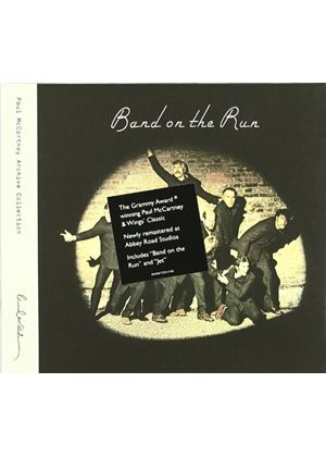 Paul Mccartney - Band on the Run (Remastered) (Music CD)