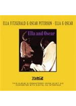 Ella Fitzgerald & Oscar Peterson - Ella And Oscar (Original Jazz Classics Remasters) (Music CD)