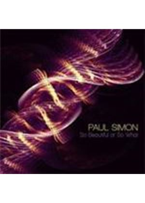 Paul Simon - So Beautiful Or So What (Music CD)