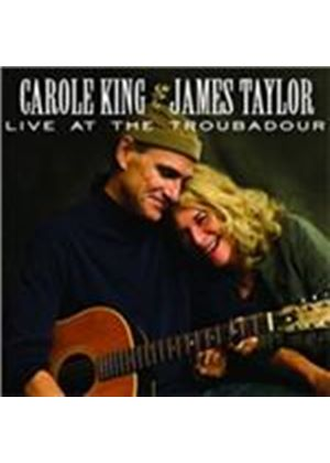 Carole King - Live at the Troubadour  (Live Recording) (Music CD)